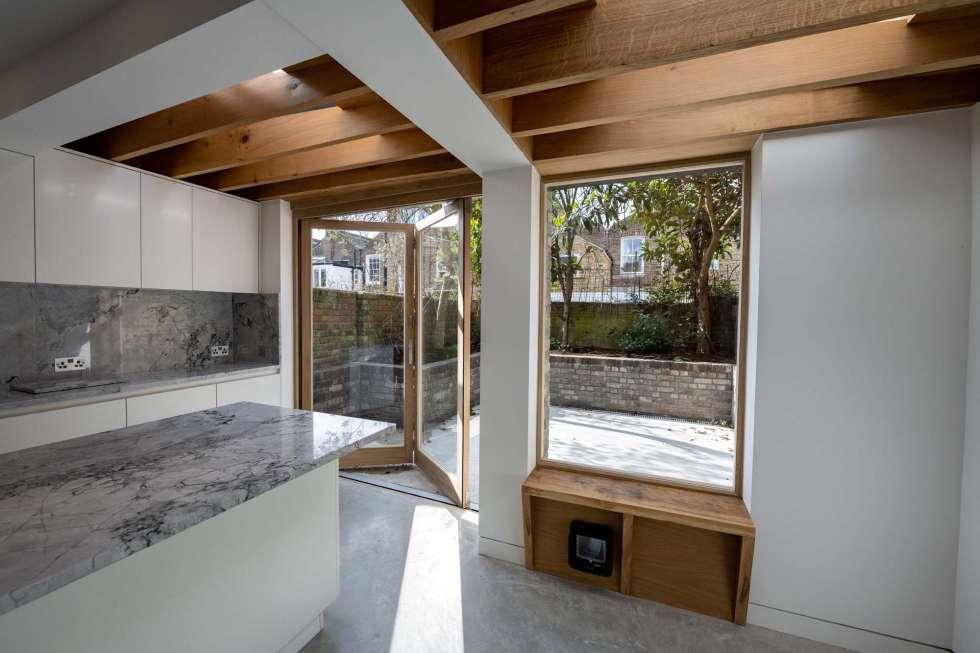Fully redeveloped property