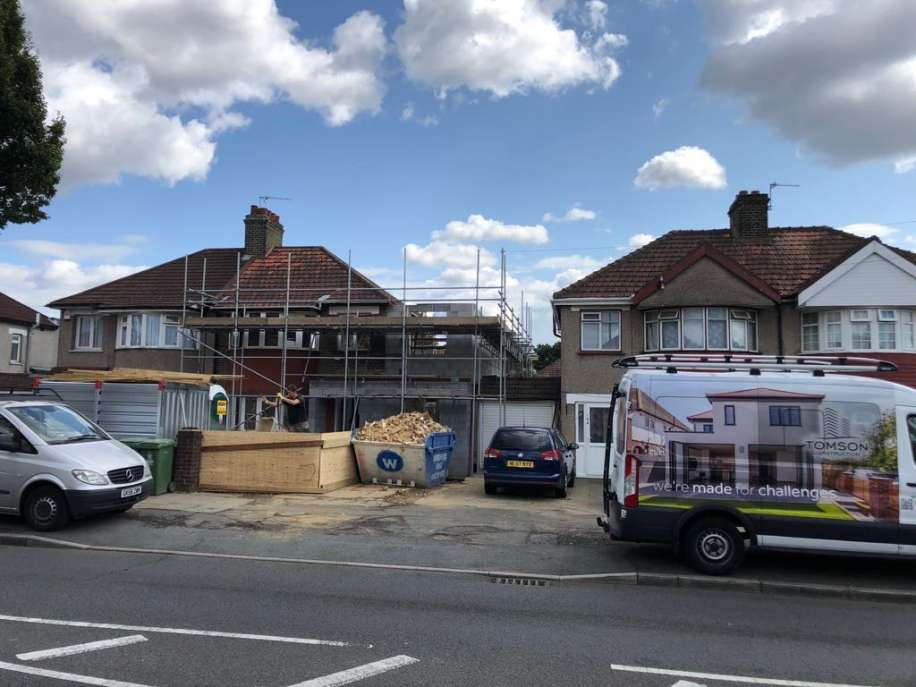 Building company Muswell Hill