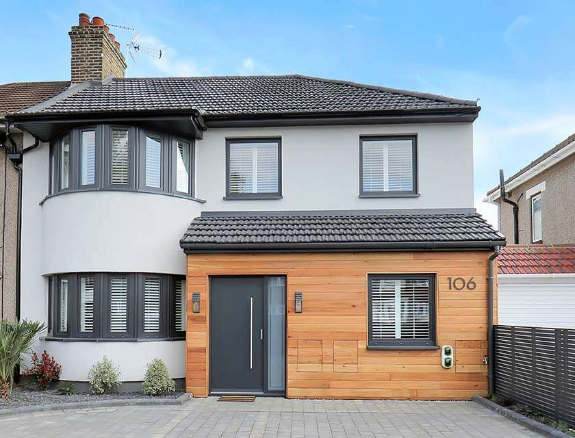 new build welling