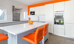 new builds contractors London
